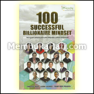 Buku 100 Successful Billionaire Mindset